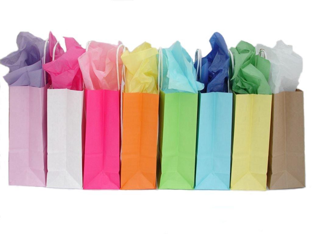 sacolas de papel