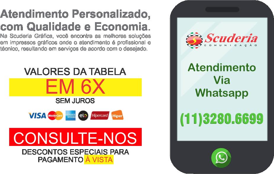 whatsapp scuderia